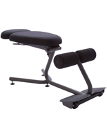 Ergonomic Kneeling Chair, Side Adjusting Lever