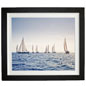 "40"" x 30"" Sailboat Print for Hotels"
