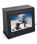 See Through LCD Display for Promotions