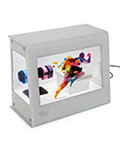Transparent LCD Box for Promotions
