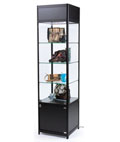 LED Retail Tower, Black