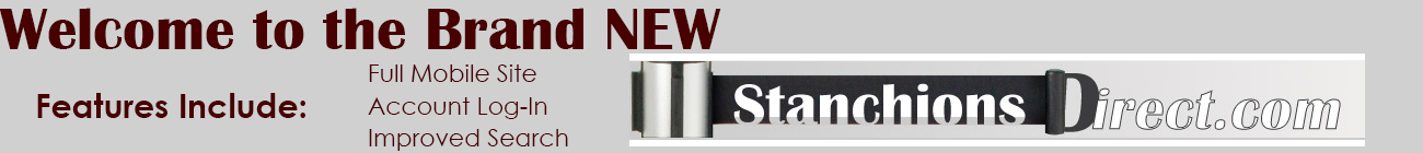 stanchions direct site