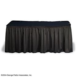 Shirred Table Skirt 26