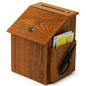 Wooden Comment Box