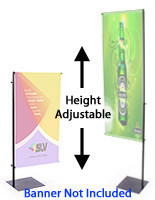 Banner Sign Stands