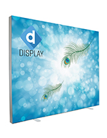 2-sided 8x10 silicone edge backdrop with graphic prints front and back