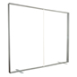 Silcone edge graphic frame 10ft wide by 8ft tall