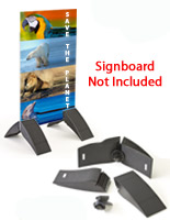 sign clamp