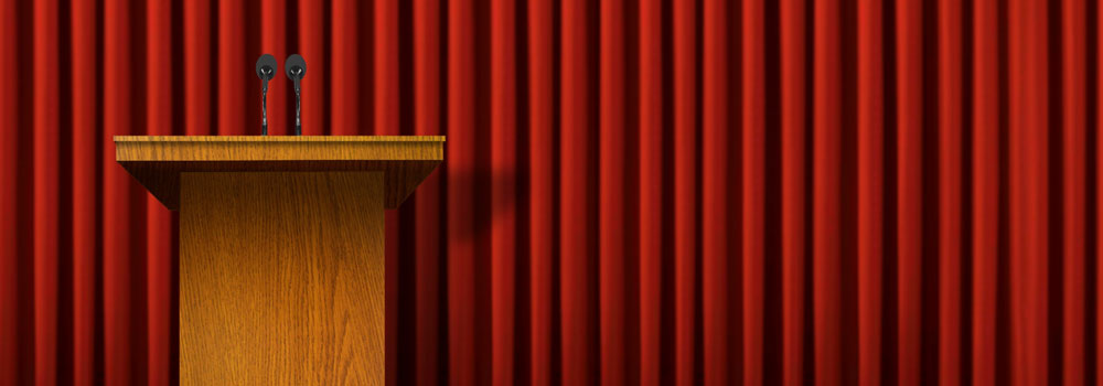 Choosing The Right Podium For Your Stage
