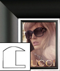 Swing Wall Frame