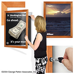 "22"" x 28"" Poster Picture Frame"