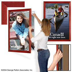24 x 36 picture poster frames