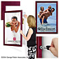 locking picture poster frame
