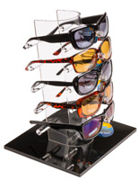Countertop Sunglasses Stand