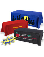 Use this show exhibit to further promote your business at a trade show or expo.