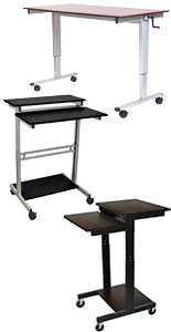 Sit Standing Desks