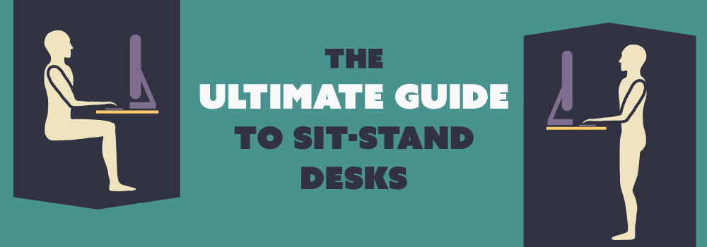 Sit-Stand Desks for Workplaces