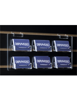 slatwall business card holders