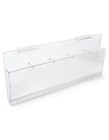 Acrylic Slat Wall Accessory
