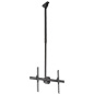 Swivel Ceiling TV Mount, Holds up to 110lbs