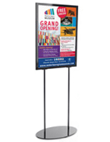 Metal Poster Stand