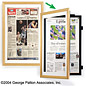 newspaper frame