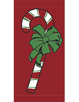 30 x 60 Holiday Community Street Pole Banner Printed Double-Sided