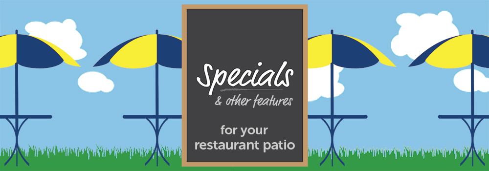 8 Special Features to Upgrade Your Restaurant Patio