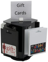 Retail Gift Card Counter Display