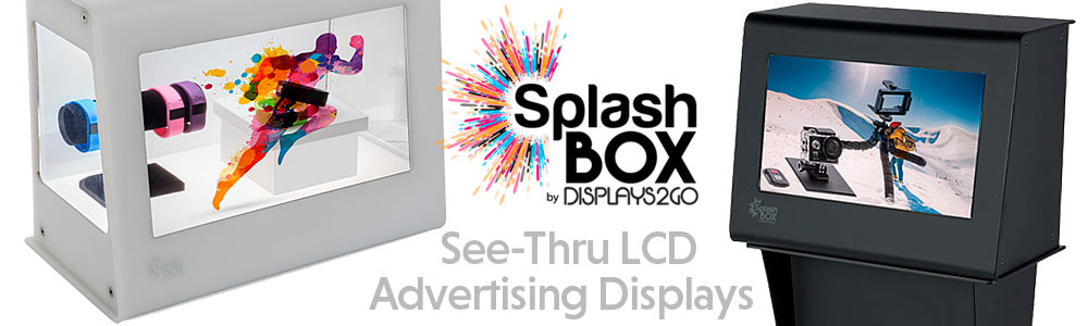 SplashBox by Displays2go