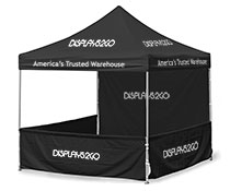 Easy-Up Canopies w/ 1 Color Printing