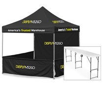 Easy-Up Canopy Tent