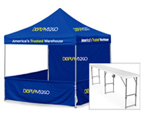 Square Easy-Up Canopy Tent