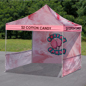 Custom Printed Pop Up Canopy