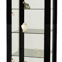 square cheap trophy case