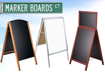 Black and White Markerboards