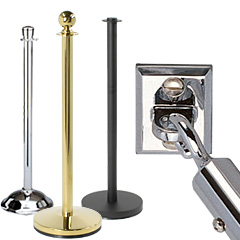 Receiver Stanchion Posts and Wall Mounts