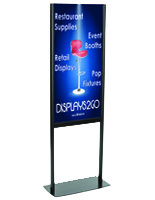 Metal Adjustable Poster Stand
