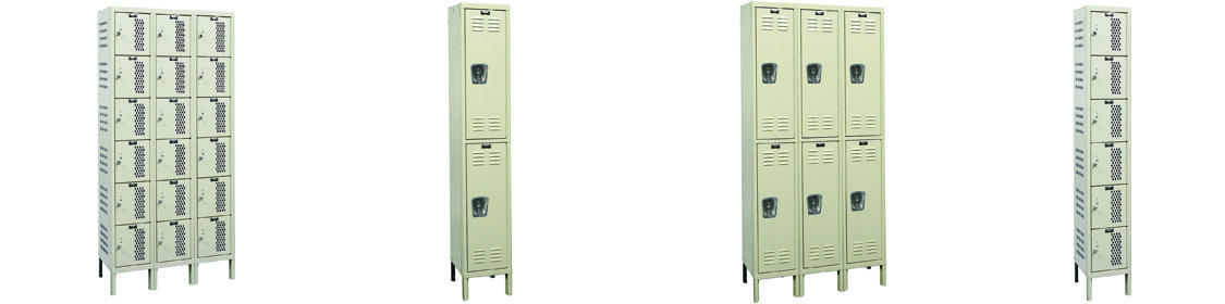 Break Room Lockers