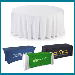 Online Store Table Covers for Photography