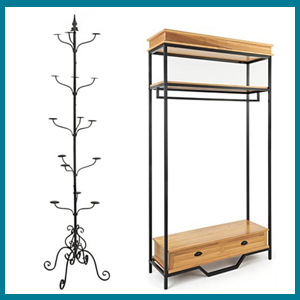 Store to Web Clothing Racks for Product Images