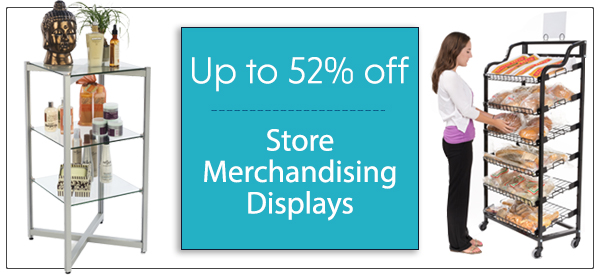 store merchandising sale products