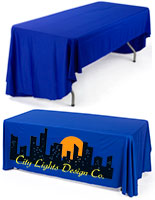 Custom Graphic Table Cover