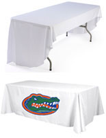 3 color printed table cover