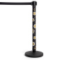 stretch fit holiday stanchion sleeve