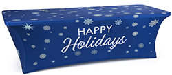 holiday business marketing table covers