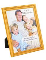 oak photo frames