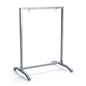 Outdoor 22x28 silver metal sidewalk hang frame