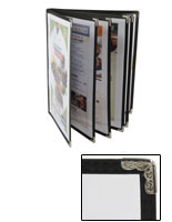 Menu Sleeves