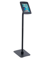 iPad Retail Kiosk with Rotating Enclosure